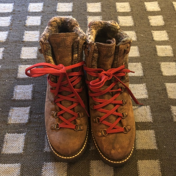 6c33b5ea462 Woolrich Rockies hiking boots shoes